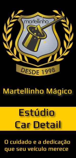 Martellinho Mágico Car Detail - Detalhamento Automotivo