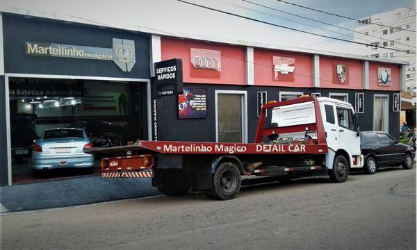 Martelinho Magico - Serviço de Guincho